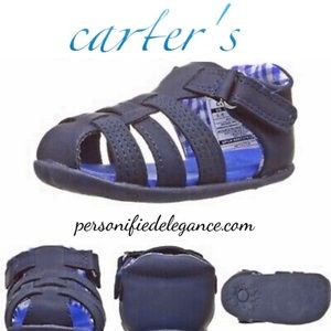 Carter's Every Step Stage 1 Crawl Shoes 2 or 2.5